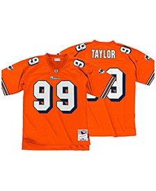 Men's Jason Taylor Miami Dolphins Replica Throwback Jersey