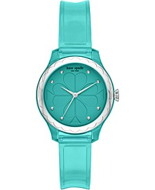 Women's Rosebank Blue Jelly Strap Watch 32mm