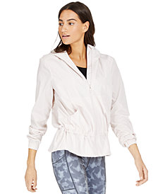 Ideology Hooded Utility Jacket, Created for Macy's