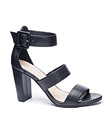 Sunday Block Heel Dress Sandals