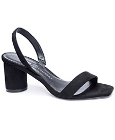 Yumi Sling Back Dress Sandals