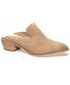 Marnie Block Heel Mules