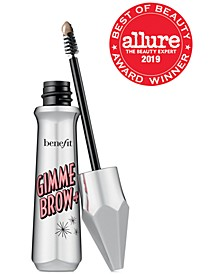 Gimme Brow+ Tinted Volumizing Eyebrow Gel