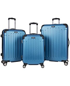Renegade 3-Pc. Hardside Luggage Set