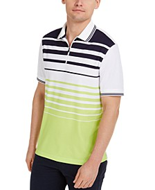 Men's Ombre Sporty Polo Shirt, Created for Macy's