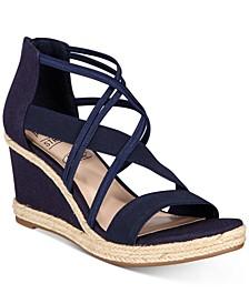 Tacara Wedge Sandals