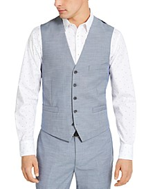 INC Men's Dwayne Slim-Fit Vest, Created for Macy's