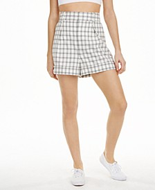 Plaid Shorts, Created for Macy's