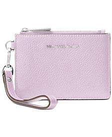 Mercer Pebble Leather Coin Purse