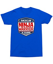 American Ninja Warrior Men's Graphic T-Shirt