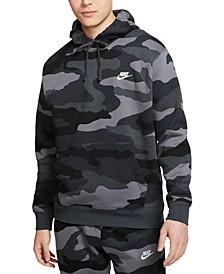 Men's Sportswear Club Camo Hoodie
