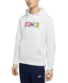 Men's Sportswear Just Do It Fleece Hoodie