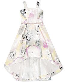 Speechless Big Girls Floral High-Low Maxi Dress