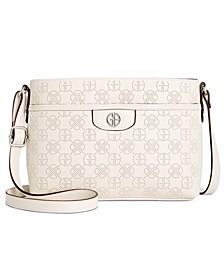 Perforated Crossbody, Created for Macy's