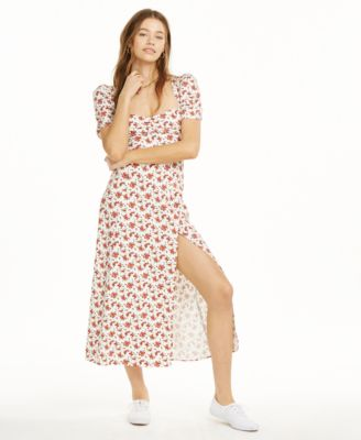Floral Slip Maxi Dress, Created for Macy's