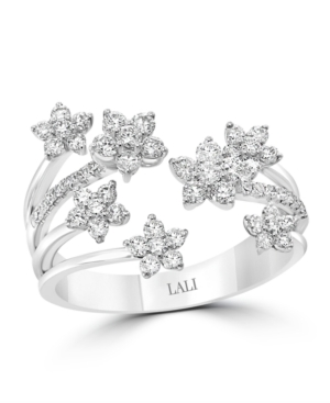 Diamond (3/4 ct. t.w.) Ring in 14K White Gold or 14K Yellow Gold