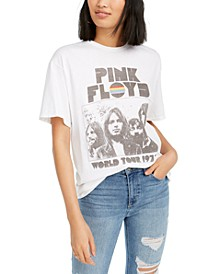 Cotton Pink Floyd Graphic T-Shirt