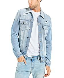 Men's Streamlined Dillon Denim Jacket