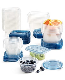 100-Pc. Food Storage Set