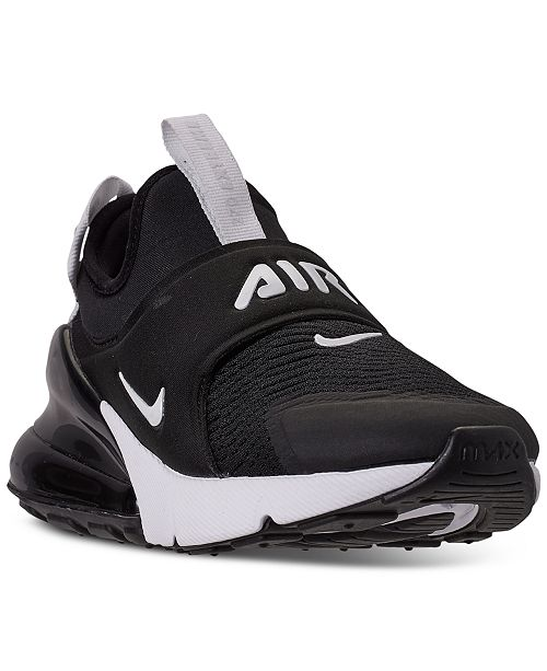 Nike Big Boys Air Max 270 Extreme Slip-On Casual Sneakers from Finish Line