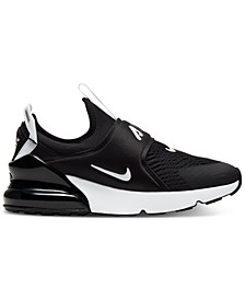 Little Boys Air Max 270 Extreme Slip-On Casual Sneakers from Finish Line