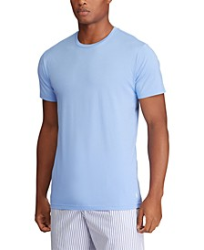 Men's Cotton Jersey Sleep Shirt