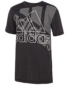 Big Boys Mélange Graphic-Print T-Shirt