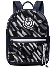 Michael Kors Men's Brooklyn Signature Backpack