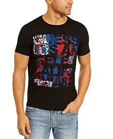 Men's Modern Art Logo T-Shirt