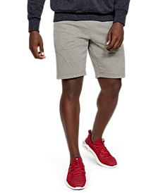 "Men's Speckled Fleece 10.5"" Shorts"