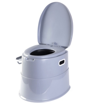 Playberg Folding Portable Travel Toilet for Camping and Hiking