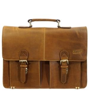 Leather Portfolio Bag