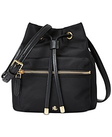 로렌 랄프로렌 Lauren Ralph Lauren Nylon Mini Debby II Bag