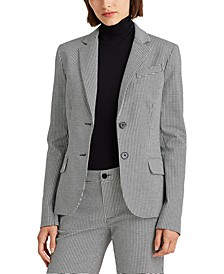 Petite Fitted Blazer