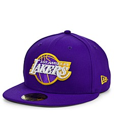 Los Angeles Lakers Triple Threat 59FIFTY Cap