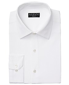 Men's Slim-Fit 4-Way Performance Stretch Wrinkle-Resistant Dress Shirt, Created for Macy's