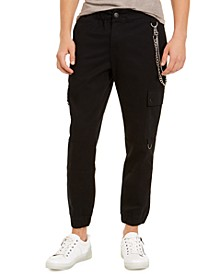 INC Men's Sport Utility Pants, Created for Macy's