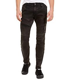 Men's Skinny-Fit Stretch Airblaze 3D Jeans