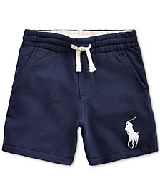 Toddler Boys Big Pony French Terry Shorts