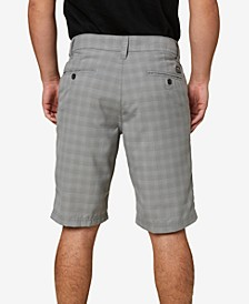 Men's Horizon Plaid Short