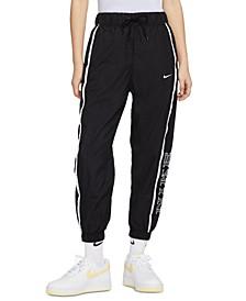 Women's Sportswear Woven Logo Pants