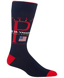 Men's Yachting Trouser Socks