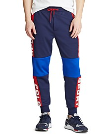 Polo Ralph Lauren Men's Mesh Jogger Track Pants
