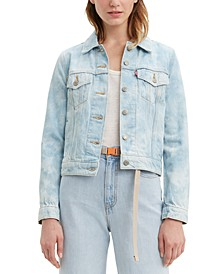 Original Cotton Denim Trucker Jacket