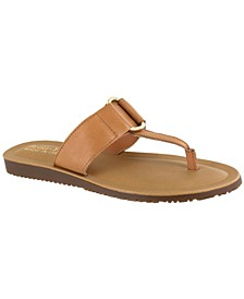 Jan-Italy Toe-Thong Sandals