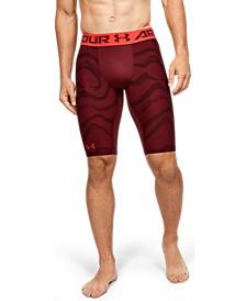 "Men's HeatGear® Armour Extra Long Printed 11"" Shorts"