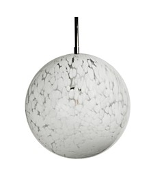 Canyon Home Ball Pendant Light Fixture