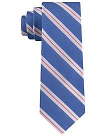 Men's Tompkin Stripe Slim Tie