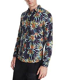 Men's Palm Print Shirt