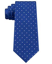 Men's Denver Dot Silk Tie